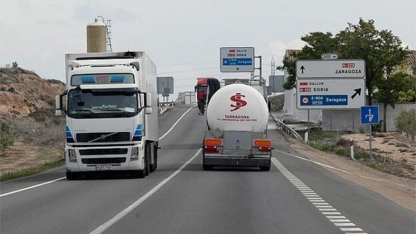 Sector transporte por carretera crea 450 empresas en solo dos semanas